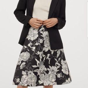 NWT 2 H&M A-line skirts